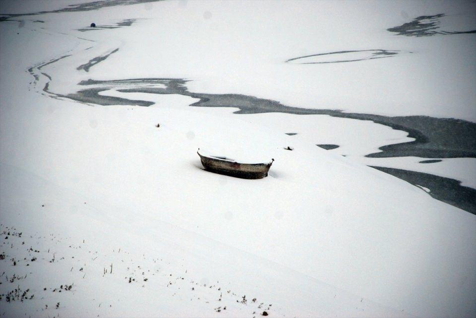 Türkiye'den kar manzaraları 103