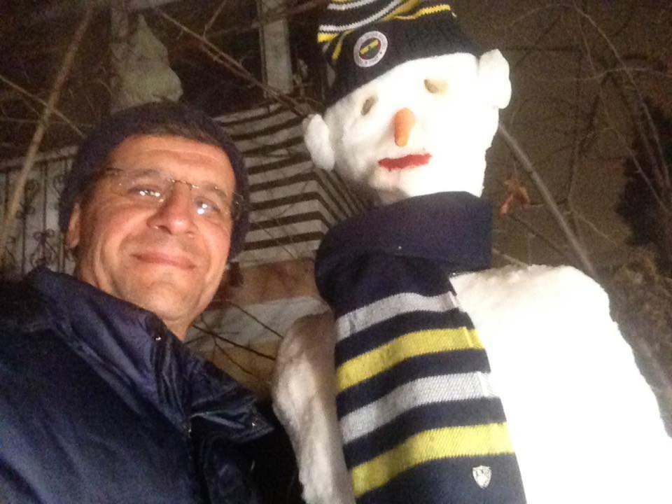 Türkiye'den kar manzaraları 114