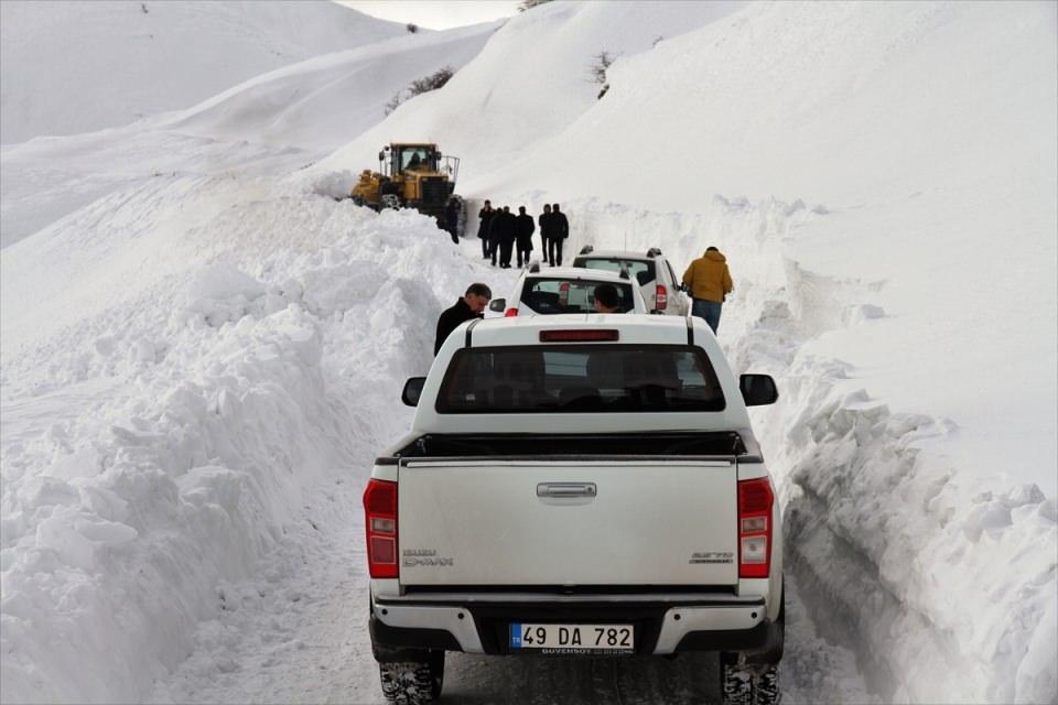 Türkiye'den kar manzaraları 128