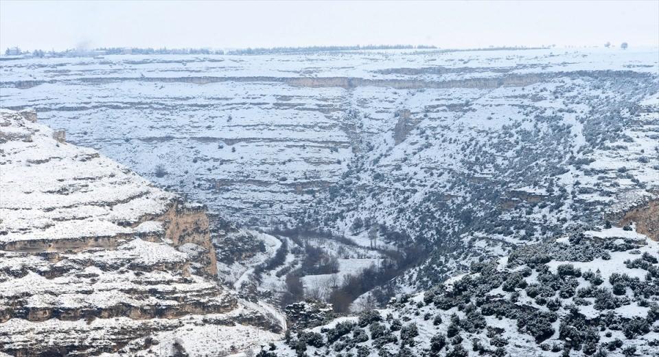 Türkiye'den kar manzaraları 143