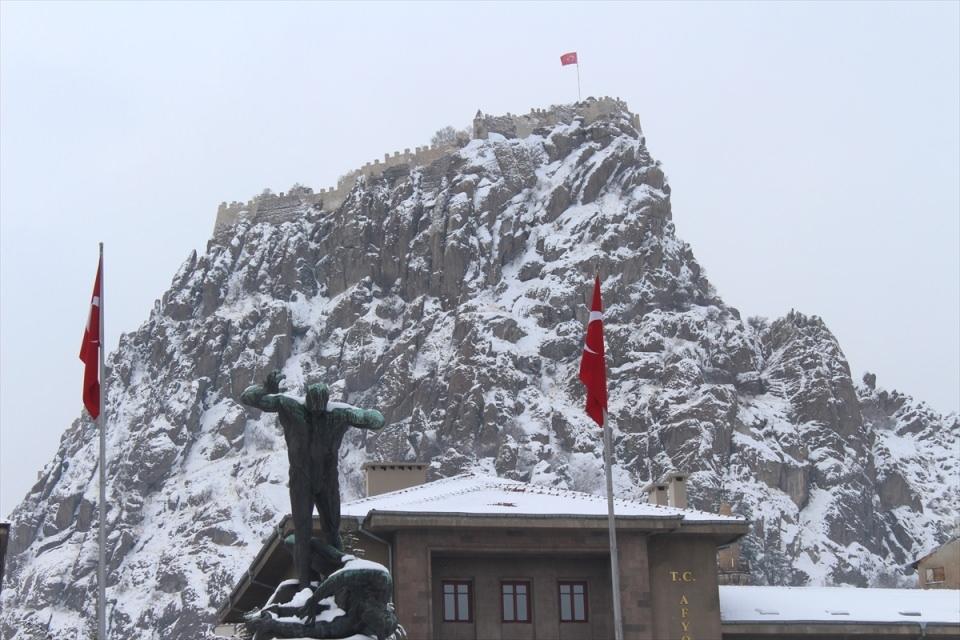 Türkiye'den kar manzaraları 3