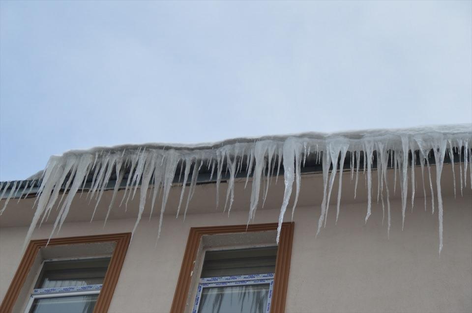 Türkiye'den kar manzaraları 9
