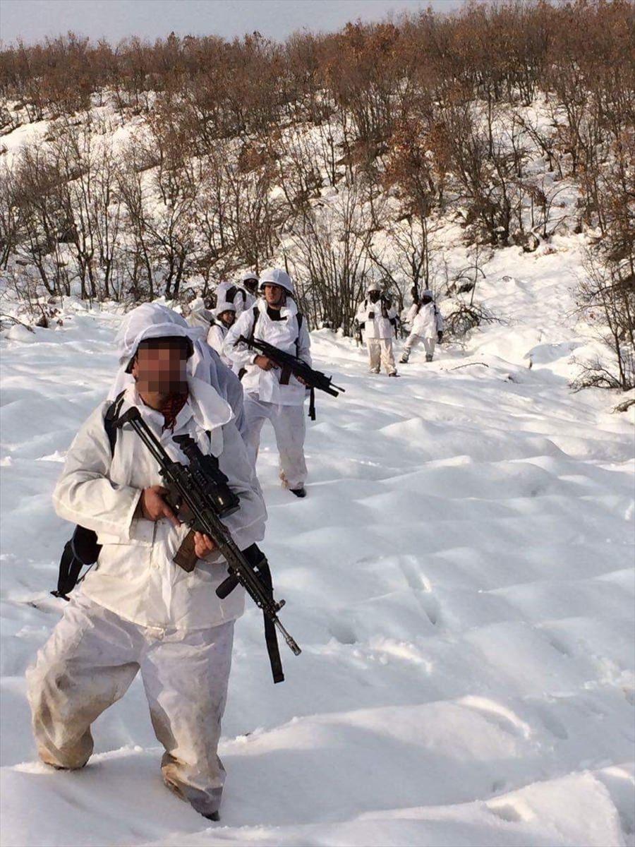 Diyarbakır'da terör operasyonu 1