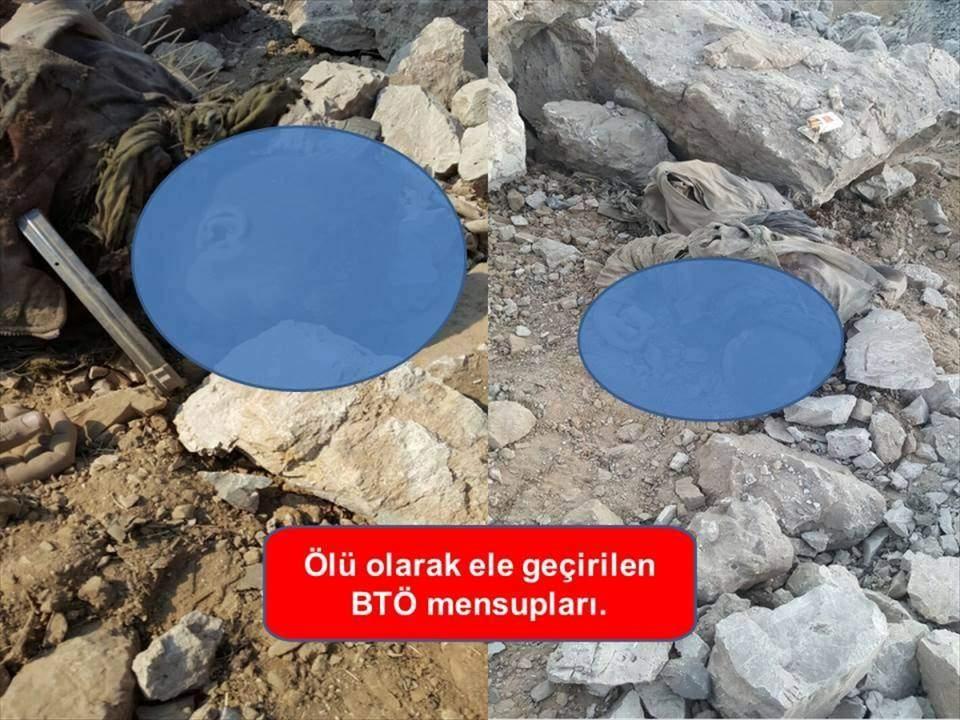 Diyarbakır'da terör operasyonu 103