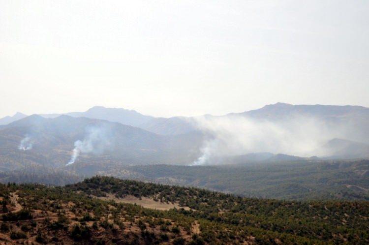 Diyarbakır'da terör operasyonu 123
