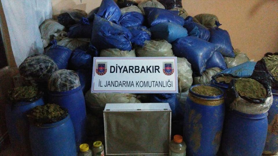 Diyarbakır'da terör operasyonu 14