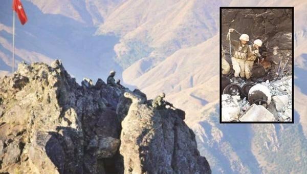 Diyarbakır'da terör operasyonu 177
