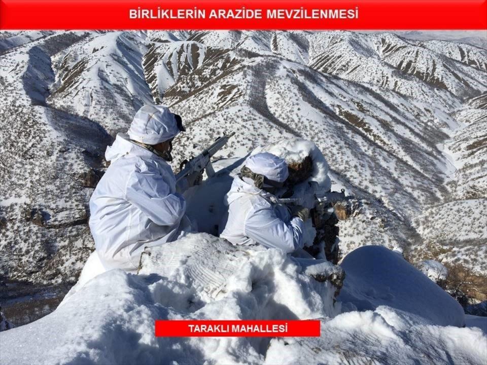 Diyarbakır'da terör operasyonu 20