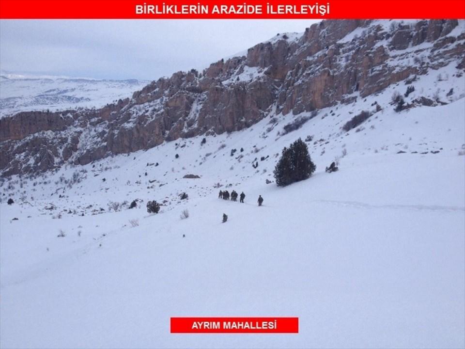 Diyarbakır'da terör operasyonu 27