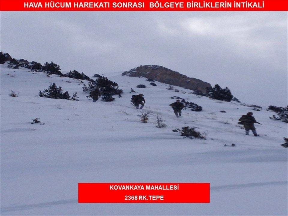 Diyarbakır'da terör operasyonu 30