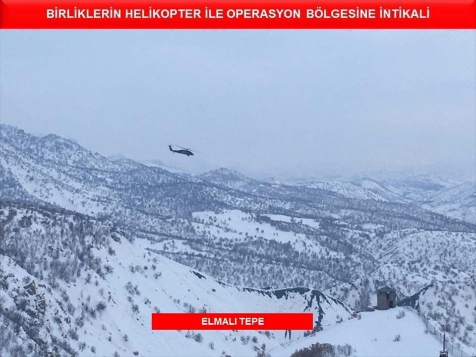 Diyarbakır'da terör operasyonu 36