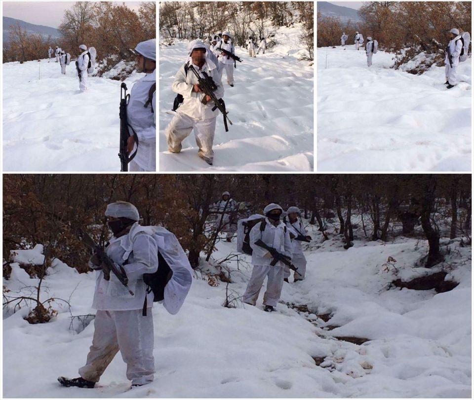 Diyarbakır'da terör operasyonu 4