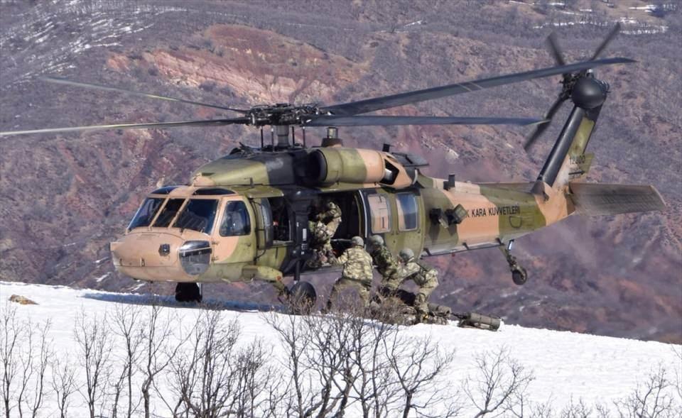 Diyarbakır'da terör operasyonu 42