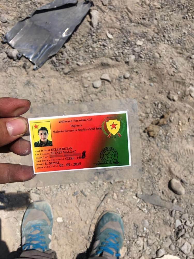Diyarbakır'da terör operasyonu 47