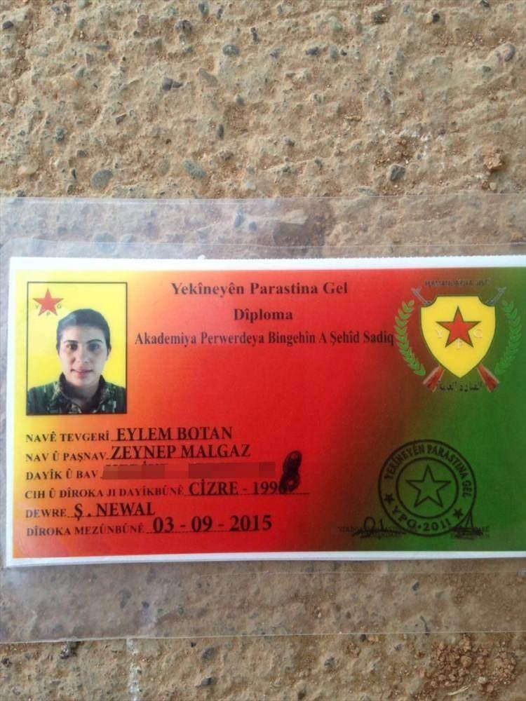 Diyarbakır'da terör operasyonu 48
