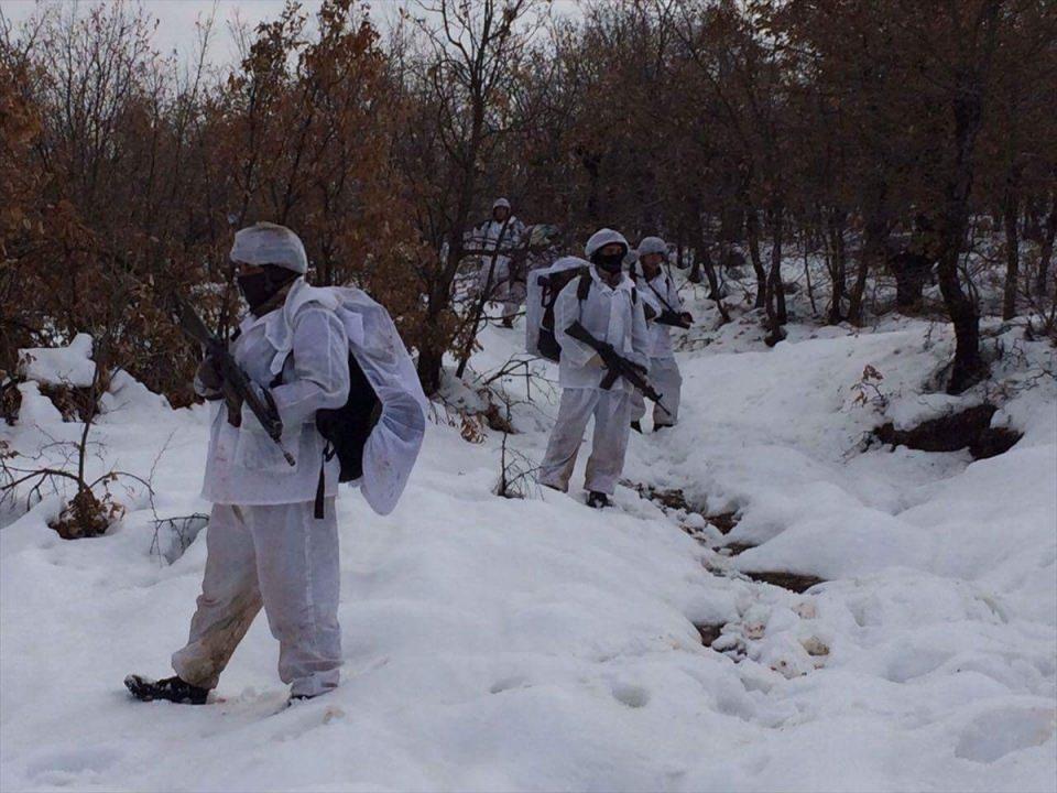 Diyarbakır'da terör operasyonu 5