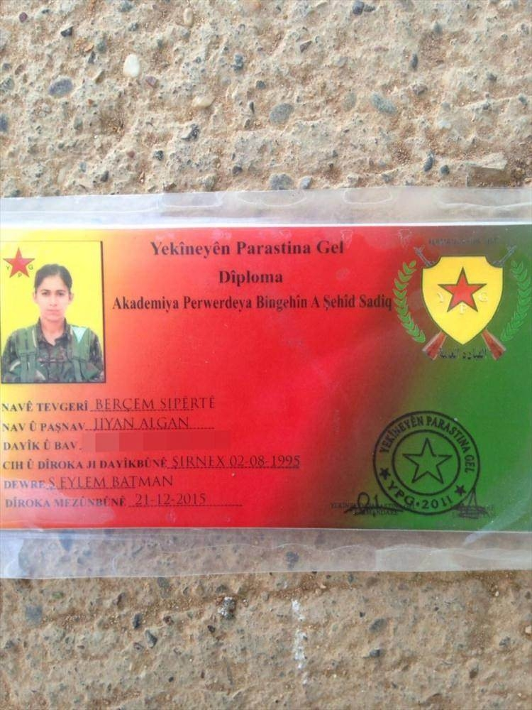 Diyarbakır'da terör operasyonu 50