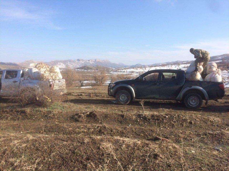Diyarbakır'da terör operasyonu 6