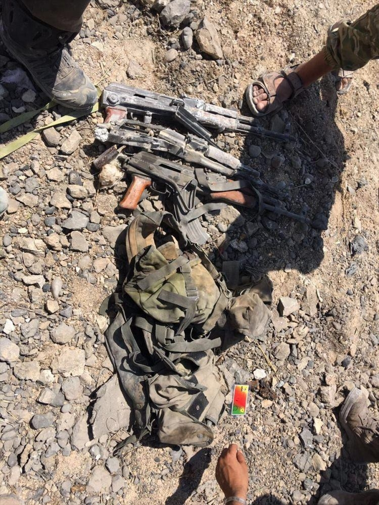 Diyarbakır'da terör operasyonu 60