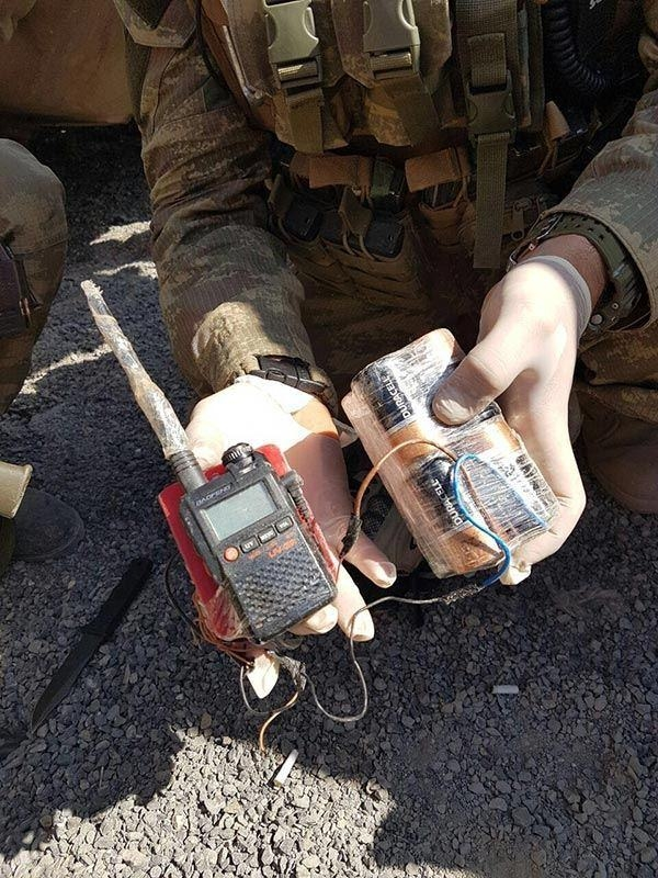 Diyarbakır'da terör operasyonu 67