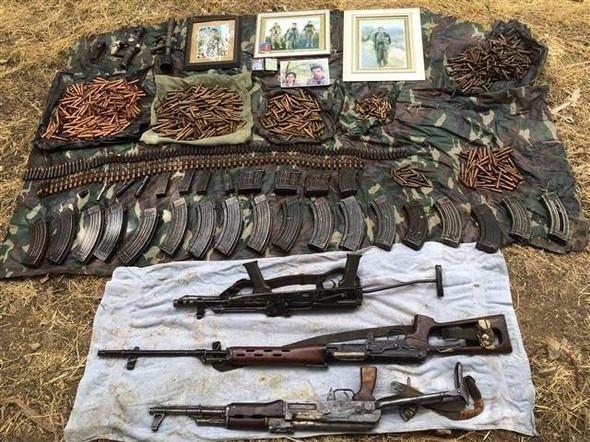 Diyarbakır'da terör operasyonu 97