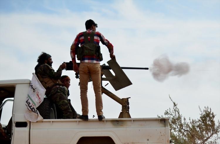 Terör örgütü DAEŞ'in elinde hangi silahlar var? 101