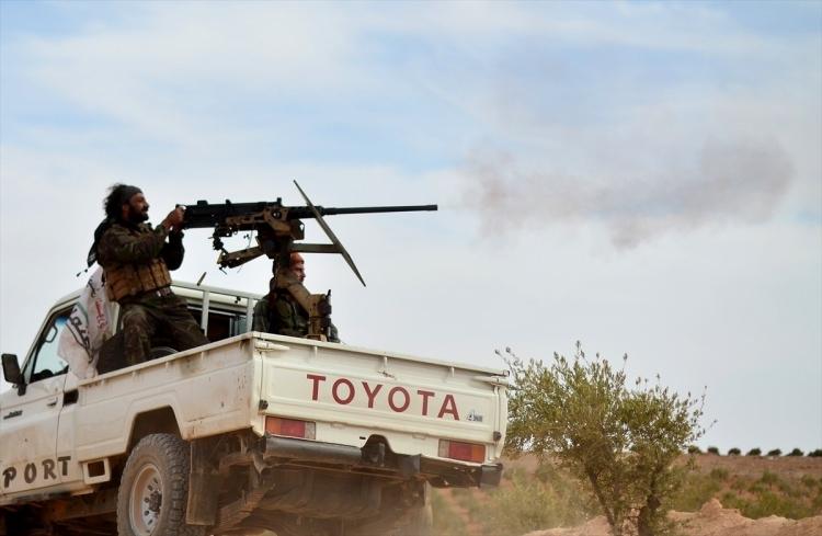 Terör örgütü DAEŞ'in elinde hangi silahlar var? 103