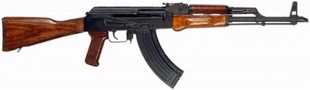 Terör örgütü DAEŞ'in elinde hangi silahlar var? 11