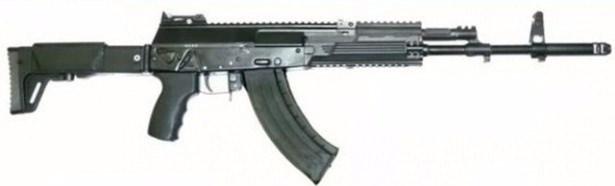 Terör örgütü DAEŞ'in elinde hangi silahlar var? 15