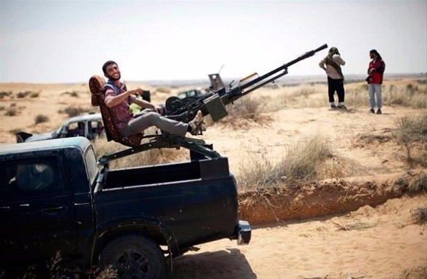 Terör örgütü DAEŞ'in elinde hangi silahlar var? 2