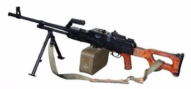 Terör örgütü DAEŞ'in elinde hangi silahlar var? 23