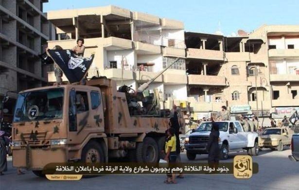 Terör örgütü DAEŞ'in elinde hangi silahlar var? 41