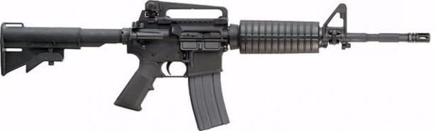 Terör örgütü DAEŞ'in elinde hangi silahlar var? 5