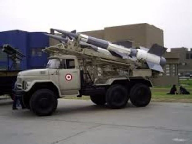 Terör örgütü DAEŞ'in elinde hangi silahlar var? 59