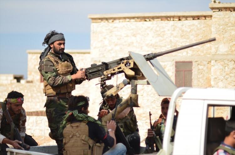 Terör örgütü DAEŞ'in elinde hangi silahlar var? 91