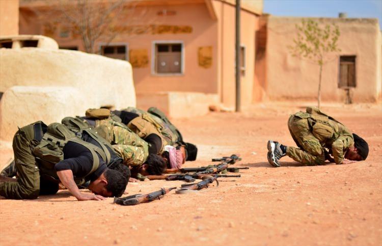 Terör örgütü DAEŞ'in elinde hangi silahlar var? 92