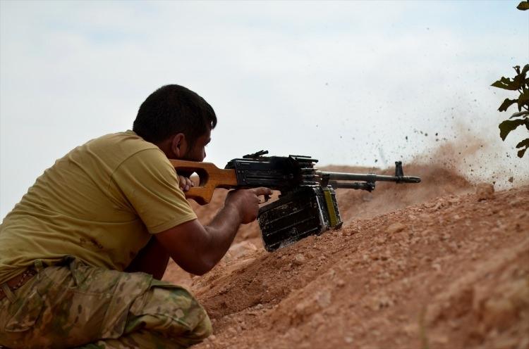 Terör örgütü DAEŞ'in elinde hangi silahlar var? 98