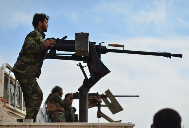 Terör örgütü DAEŞ'in elinde hangi silahlar var? 99