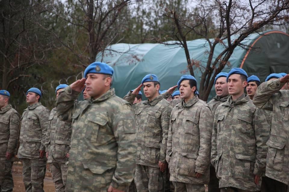 İşte Fırat Kalkanı'ndaki askerlerin yaşamı 10