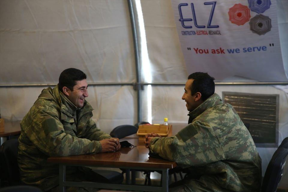 İşte Fırat Kalkanı'ndaki askerlerin yaşamı 15