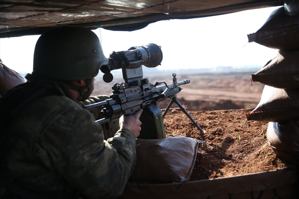 İşte Fırat Kalkanı'ndaki askerlerin yaşamı 30