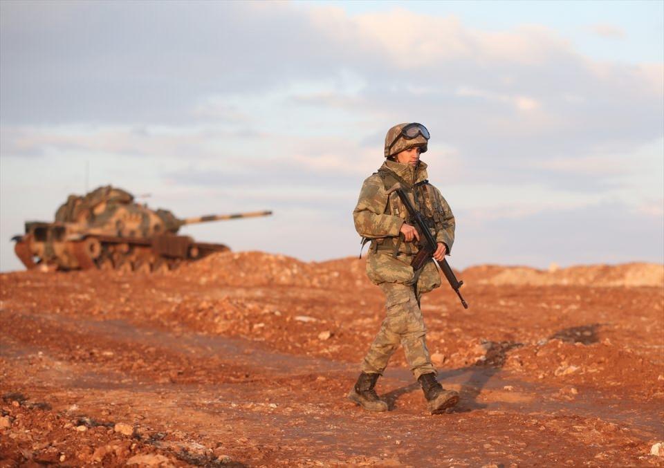 İşte Fırat Kalkanı'ndaki askerlerin yaşamı 44