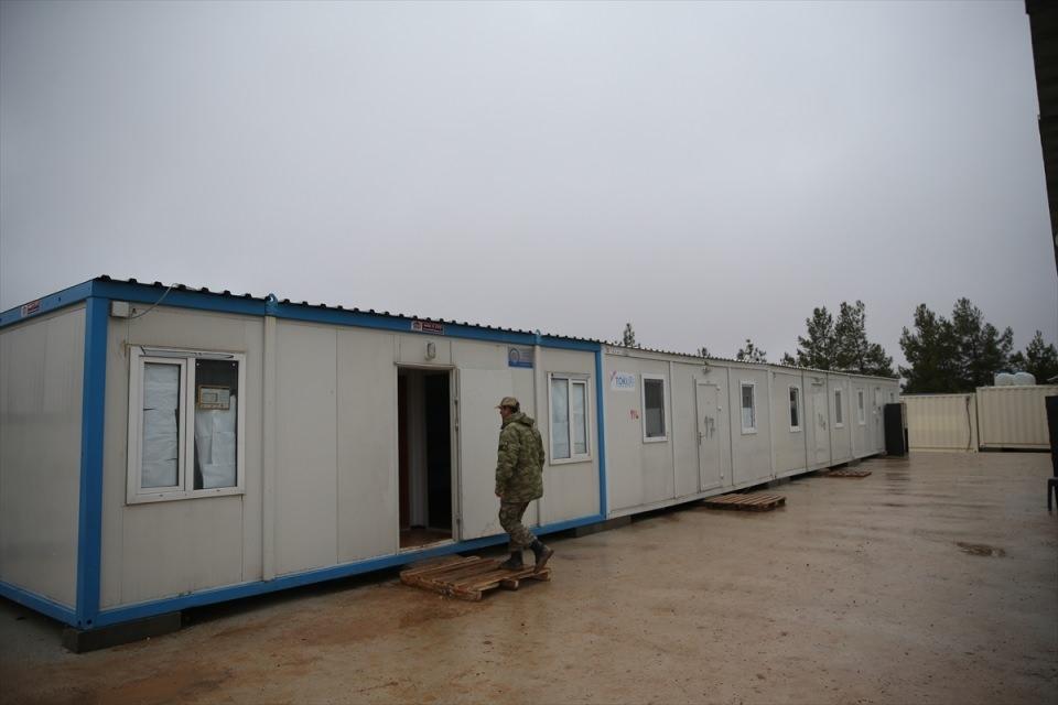 İşte Fırat Kalkanı'ndaki askerlerin yaşamı 5