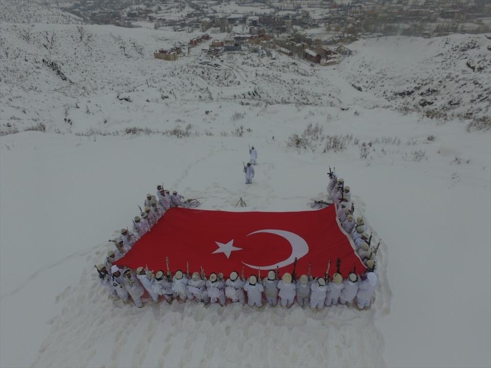 Hakkari ve Bitlis'ten çarpıcı fotoğraflar 39