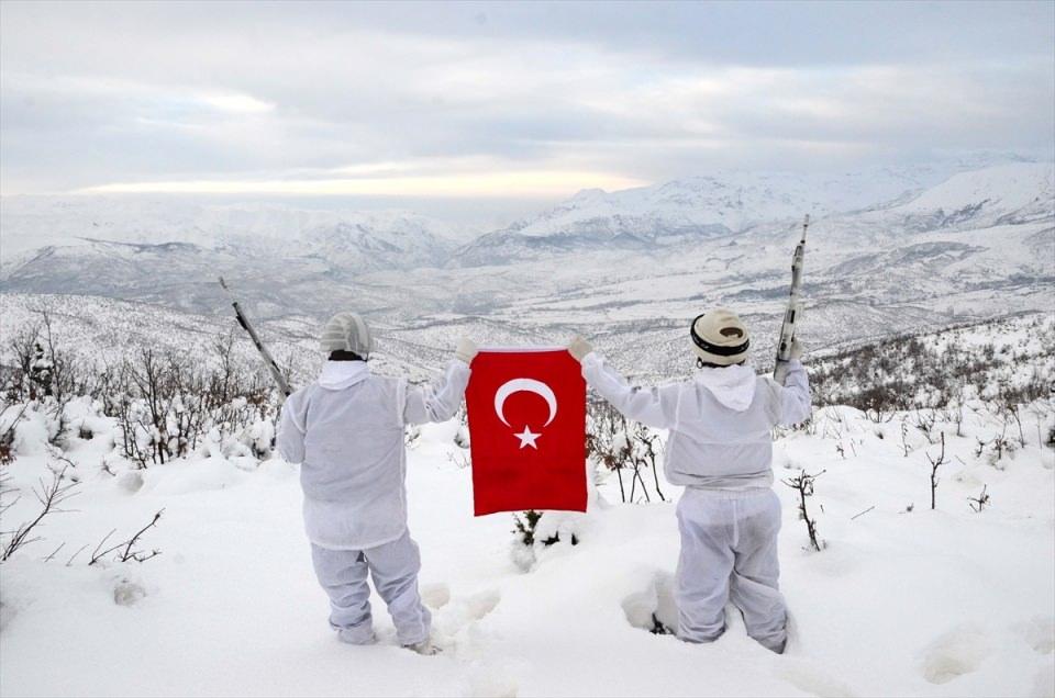 Hakkari ve Bitlis'ten çarpıcı fotoğraflar 48