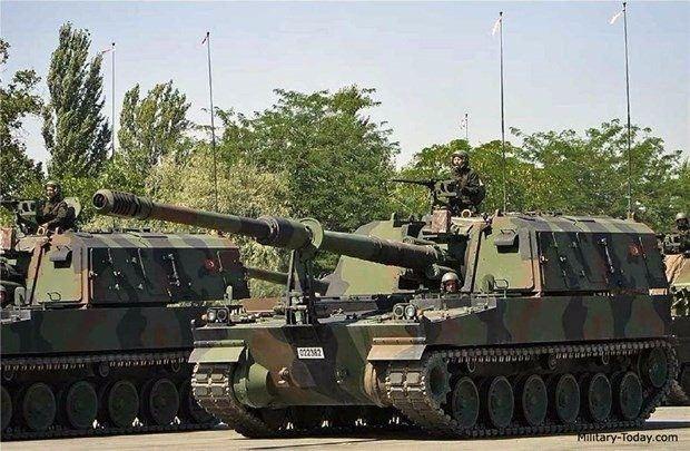 Dünyanın en güçlü 50 ordusu 100