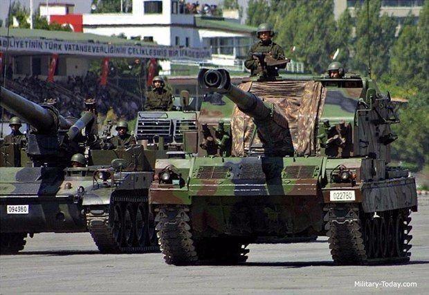 Dünyanın en güçlü 50 ordusu 101