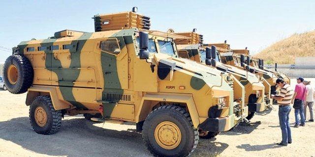 Dünyanın en güçlü 50 ordusu 137