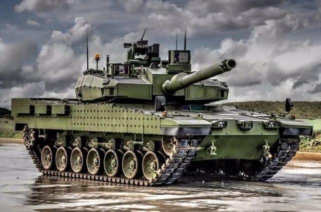 Dünyanın en güçlü 50 ordusu 166