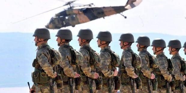 Dünyanın en güçlü 50 ordusu 51